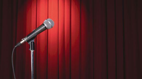 Book a Comedian