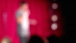 blurry stand up